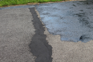 Easy Way to Protect Asphalt Driveways