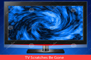 How To Remove Scratches From Flat Screen TVs